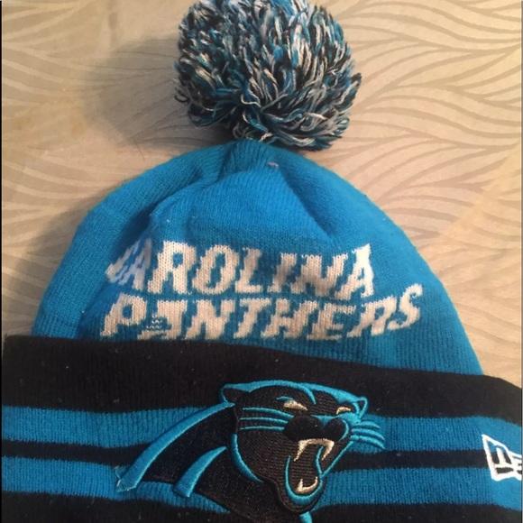 Carolina Panthers Winter Hat 3462184d9b2